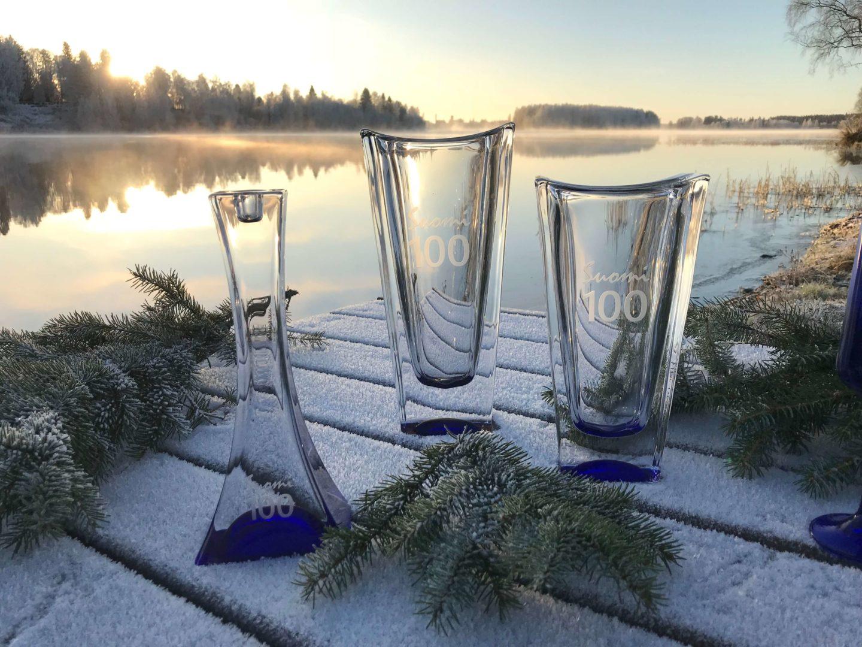 Suomi-100-kristallit